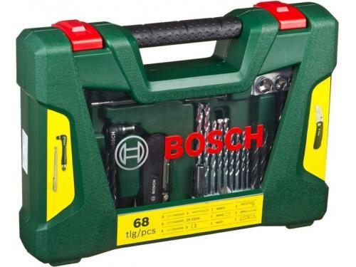 Набор инструментов Набор принадлежностей Bosch V-Line 68 (2.607.017.191), 68 предметов, вид 4