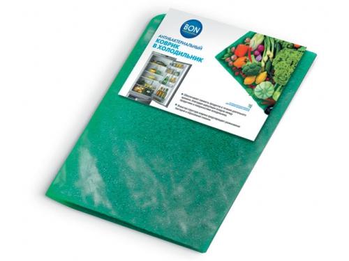 Аксессуар к бытовой технике Коврик Bon BN-612 для холодильника (для овощей и фруктов, антибактериальный), вид 1