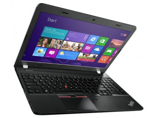 Ноутбук Lenovo THINKPAD Edge E550 20DFS07K00, вид 1