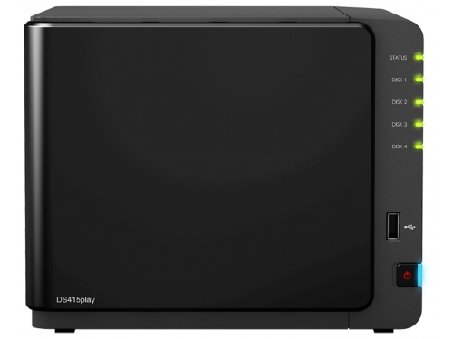 ������� ���������� SYNOLOGY DS415play, ��� 2