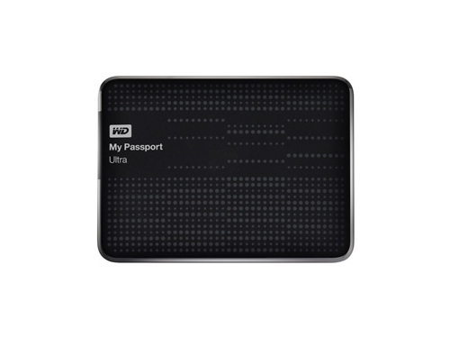 ������� ���� Western Digital MY Passport ULTRA 1000 Gb (WDBDDE0010BWT-EEUE), �����, ��� 2