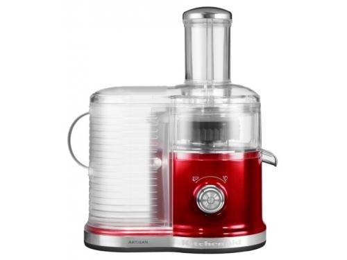 Соковыжималка KitchenAid Artisan 5KVJ0333EMS красная, вид 1