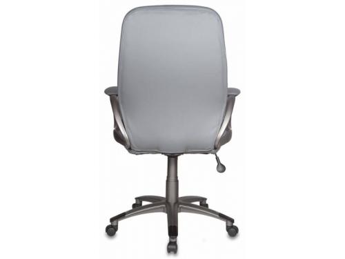 Компьютерное кресло Бюрократ T-700DG/OR-17, серое, вид 4