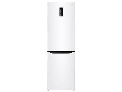 Холодильник LG GA-B429SQQZ, белый, вид 2
