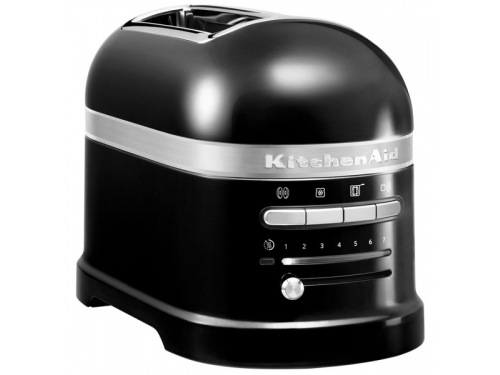 Тостер KitchenAid Artisan 5KMT2204EOB, черный, вид 1