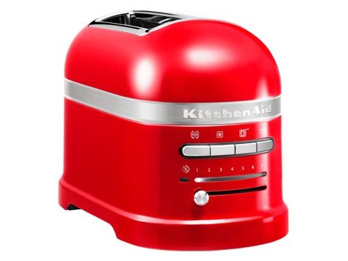 Тостер KitchenAid Artisan 5KMT2204EER, красный, вид 1