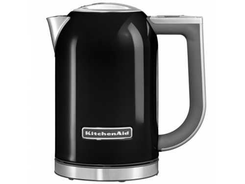 Чайник электрический KitchenAid 5KEK1722EOB, черный, вид 1