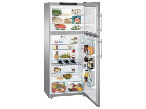 Холодильник Liebherr CTNes 4753 нержавеющая сталь, вид 1