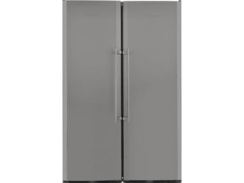 Холодильник Liebherr SBSes 7252 (SGNes 3010 + SKes 4210) нержавеющая сталь, вид 2