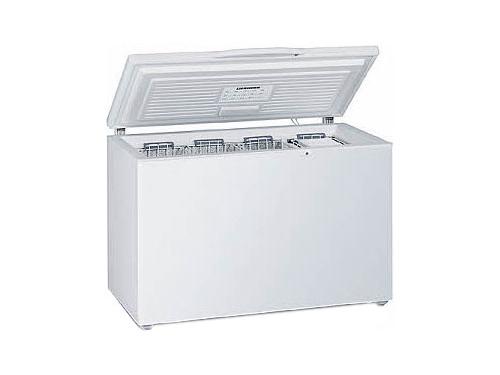 Холодильник Морозильная Камера Liebherr GTP 3126 Белая, вид 1