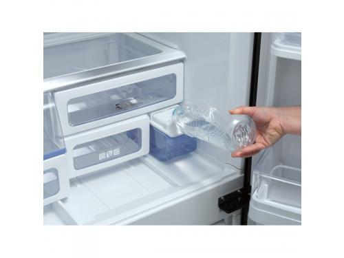 Холодильник Sharp SJFS97VBK, вид 10