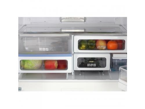 Холодильник Sharp SJFS97VBK, вид 8