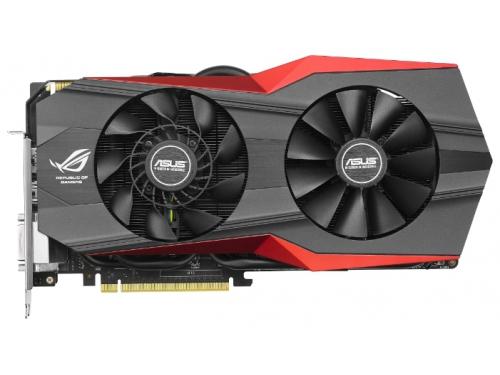 ���������� GeForce ASUS GeForce GTX 980 PCI-E 3.0 4096Mb 7010Mhz 256 bit DVI HDMI HDCP (MATRIX-GTX980-4GD5), ��� 1
