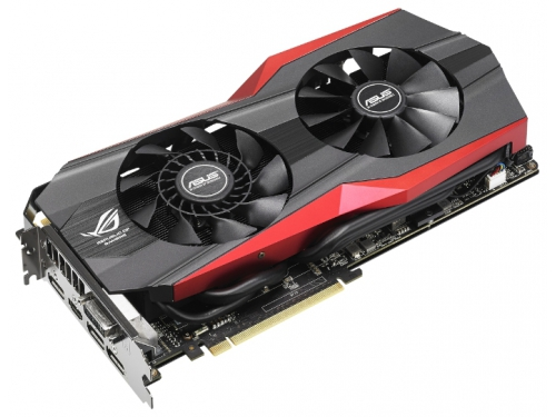 ���������� GeForce ASUS GeForce GTX 980 PCI-E 3.0 4096Mb 7010Mhz 256 bit DVI HDMI HDCP (MATRIX-GTX980-4GD5), ��� 2