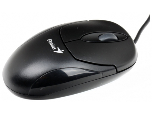 Мышка Genius XScroll Optical, Черная, вид 1