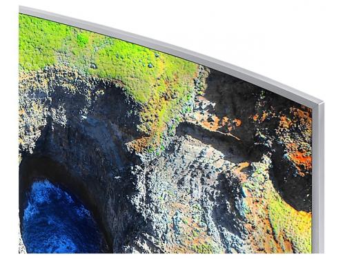 телевизор Samsung UE49MU6500U, Серебристый, вид 10
