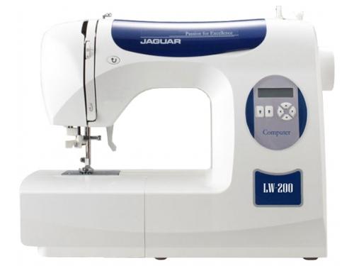 Швейная машина Jaguar LW-200 белая, вид 1