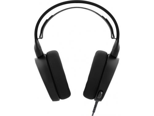 Гарнитура для ПК SteelSeries Arctis 3, черная, вид 1