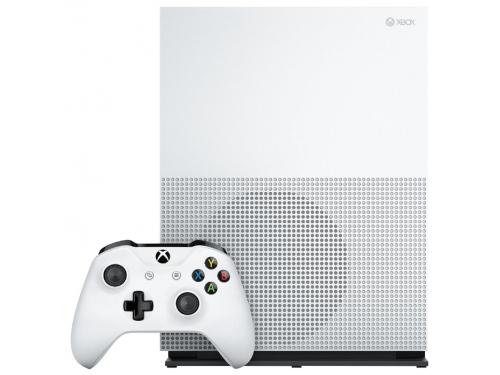 Игровая приставка Microsoft Xbox One S+Forza Horizon 3, Белая, вид 3