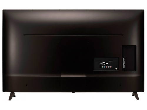 телевизор LG 43UJ630V, черный, вид 3