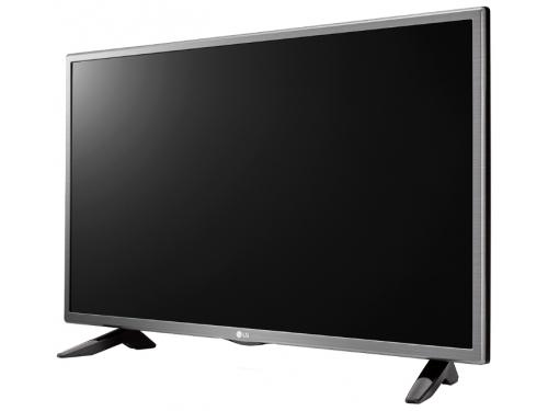 телевизор LG 32LJ600U, черный, вид 1