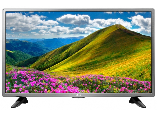 телевизор LG 32LJ600U, черный, вид 2