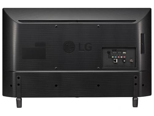 телевизор LG 32LJ600U, черный, вид 3
