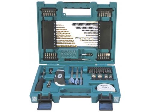 Набор инструментов MAKITA D-33691, биты и свёрла, 71 предмет, вид 2