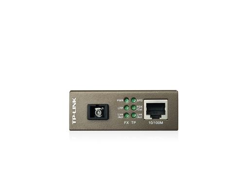 Медиаконвертер сетевой TP-LINK MC111CS, вид 2