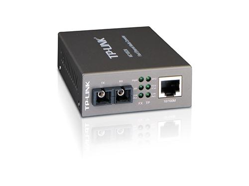 Медиаконвертер сетевой TP-LINK MC100CM, вид 2