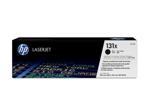 Картридж HP 131X black, вид 1