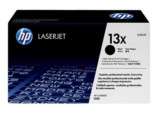 Картридж HP 13X черный ( увеличенной емкости), вид 1
