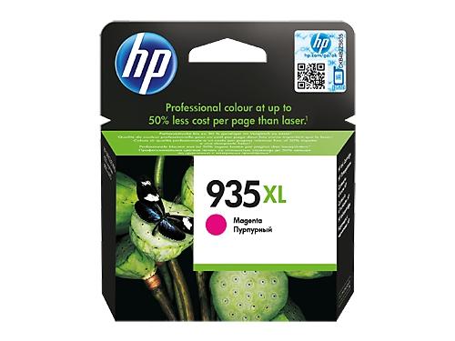 Картридж HP 935XL, Пурпурный (увеличенной емкости), вид 1