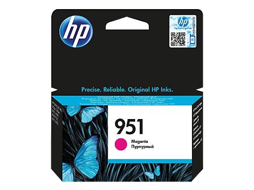 Картридж HP 951, Пурпурный, вид 1