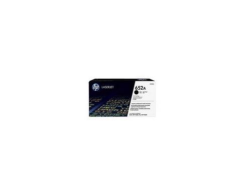 Картридж HP 652A Черный, вид 1