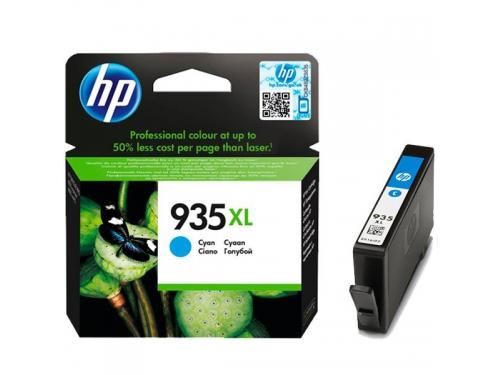 Картридж HP 935XL Голубой (увеличенной емкости), вид 1