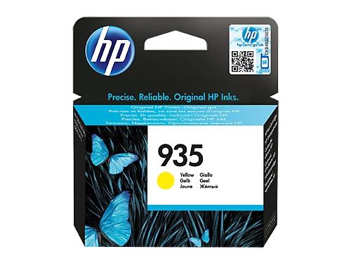 Картридж HP 935 Желтый, вид 1