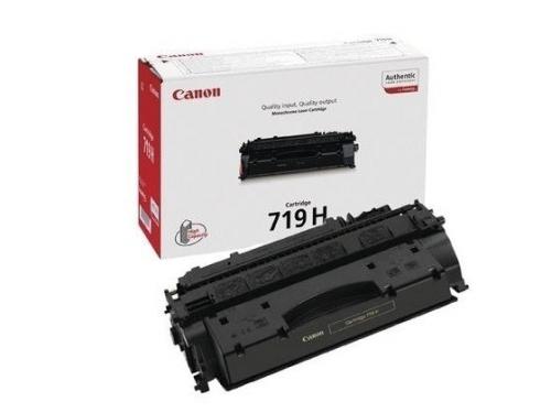 Картридж Canon 719 H BK Чёрный (увеличенной ёмкости), вид 1