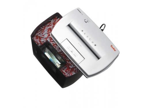 Уничтожитель бумаг GEHA X7-4x40 CD Home & Office (86040711), вид 2