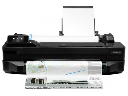 Плоттер HP Designjet T120 24in e-Printer,  без подставки, вид 1