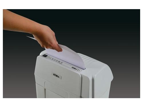 Уничтожитель бумаг KOBRA C1 E/S, 3.5x40, вид 2