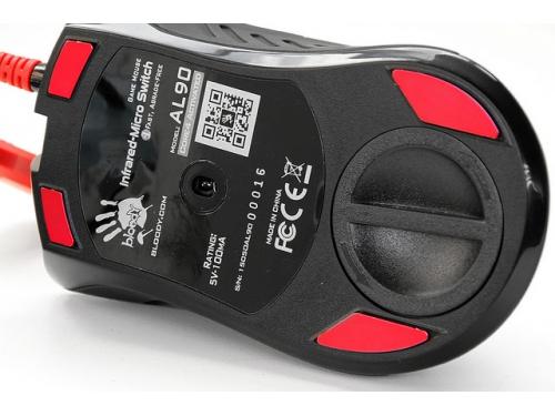Мышка A4Tech Bloody Blazing AL90 Black USB, вид 6