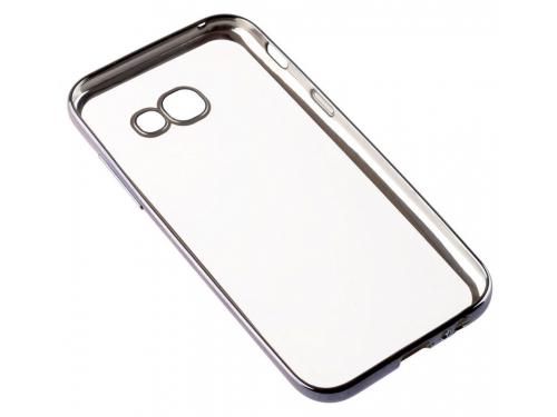 Чехол для смартфона SkinBox 4People T-S-SGA52017-008, для Samsung Galaxy A5 (2017), серебристый, вид 2
