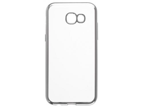 Чехол для смартфона SkinBox 4People T-S-SGA52017-008, для Samsung Galaxy A5 (2017), серебристый, вид 1