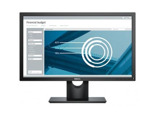Монитор Dell E2216HV, чёрный, вид 1