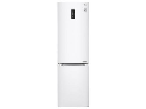 Холодильник LG GA-B499TVKZ, белый, вид 2