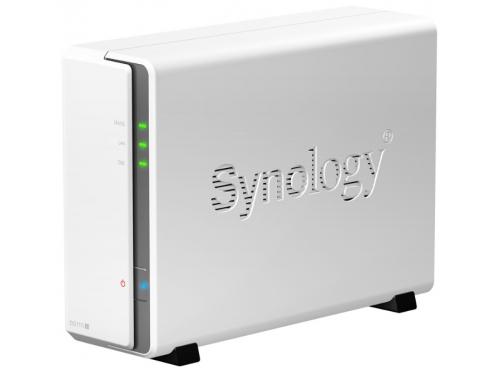 Сетевой накопитель Synology DS115j, для 1 диска, вид 1
