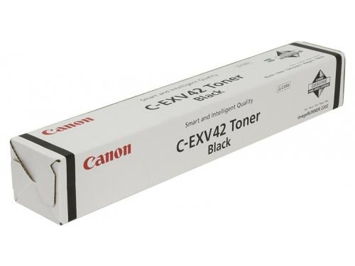 Чернила для принтера тонер Canon C-EXV 42 Черный, вид 1