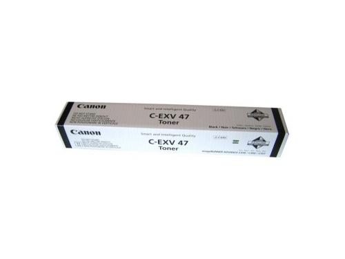 Картридж Canon C-EXV 47 BK, Чёрный, вид 1