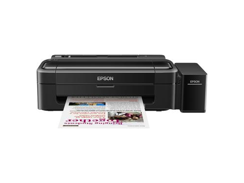 Струйный цветной принтер EPSON L132, вид 1